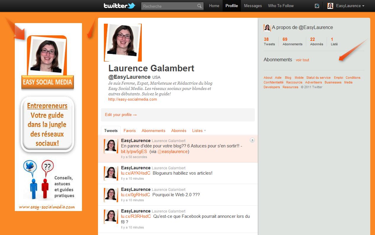 tutoriel twitter Comment créer un compte Twitter, 5 étapes en images