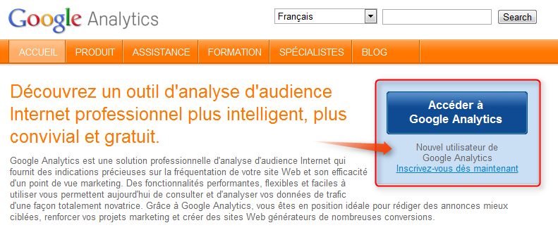 comment marche google analytics