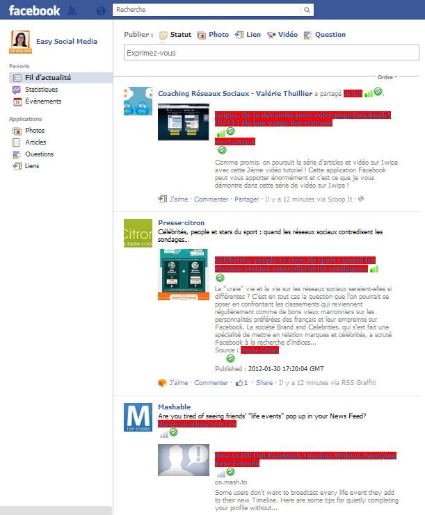 outil de veille concurrentielle facebook