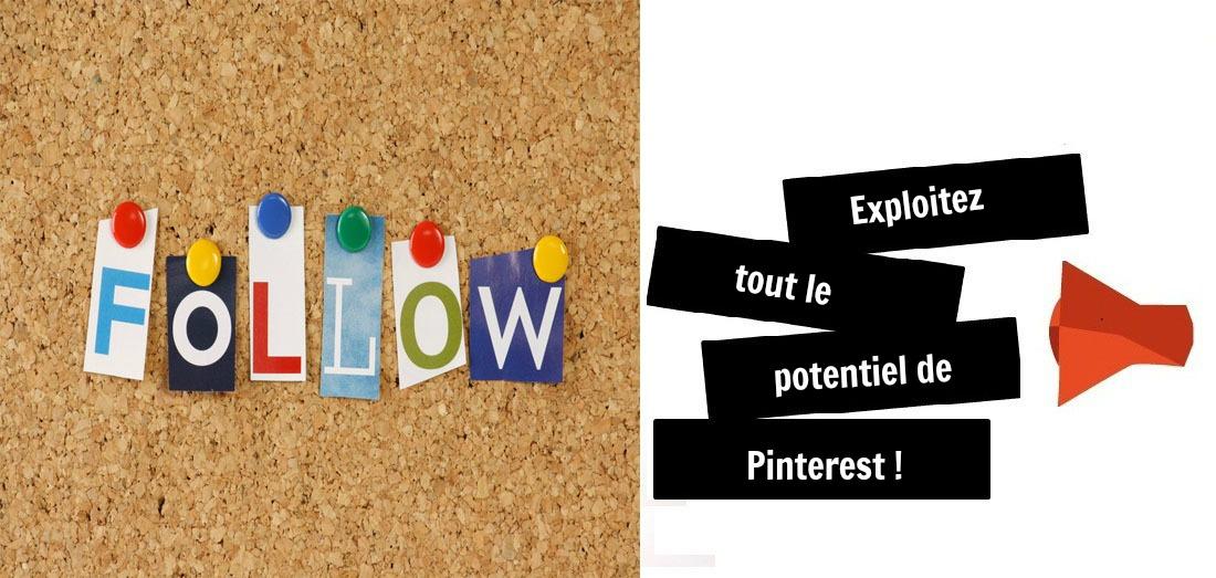 Animez votre compte Pinterest en 7 maximes