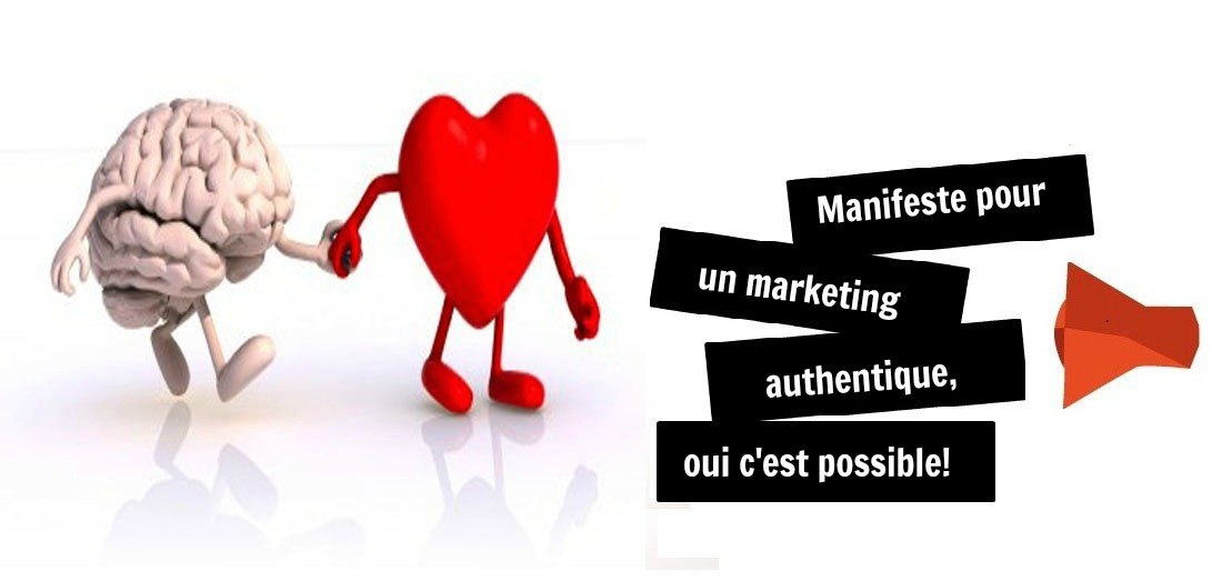 Osez (re)connecter votre cœur au marketing