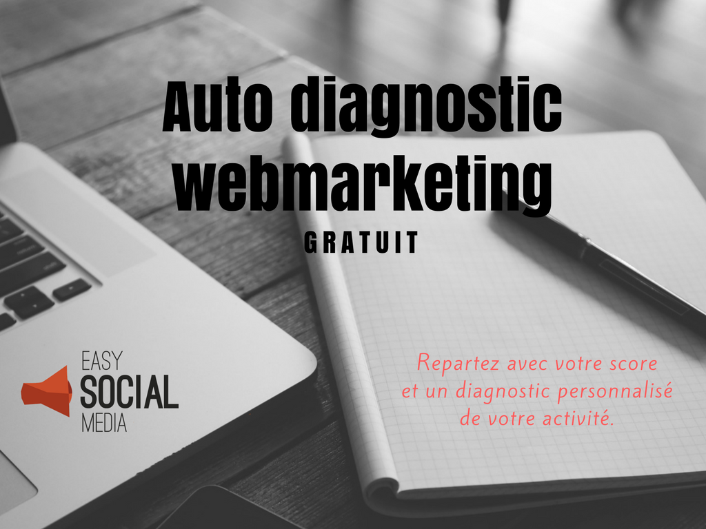 Autodiagnostic webmarketing