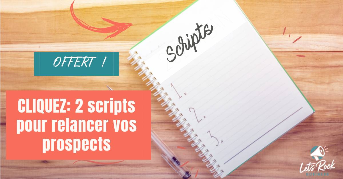 Scripts relance prospects