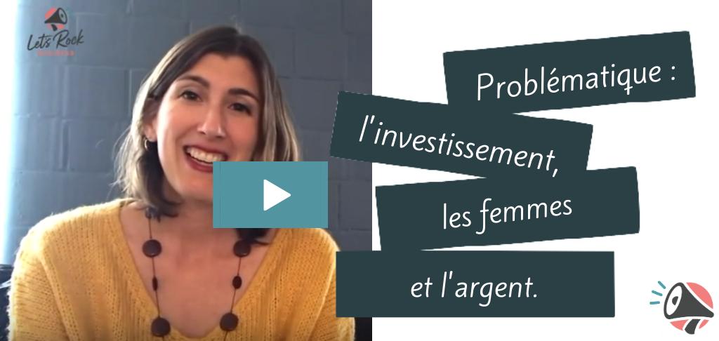 L'investissement chez les femmes: L'investissement, les femmes et l'argent
